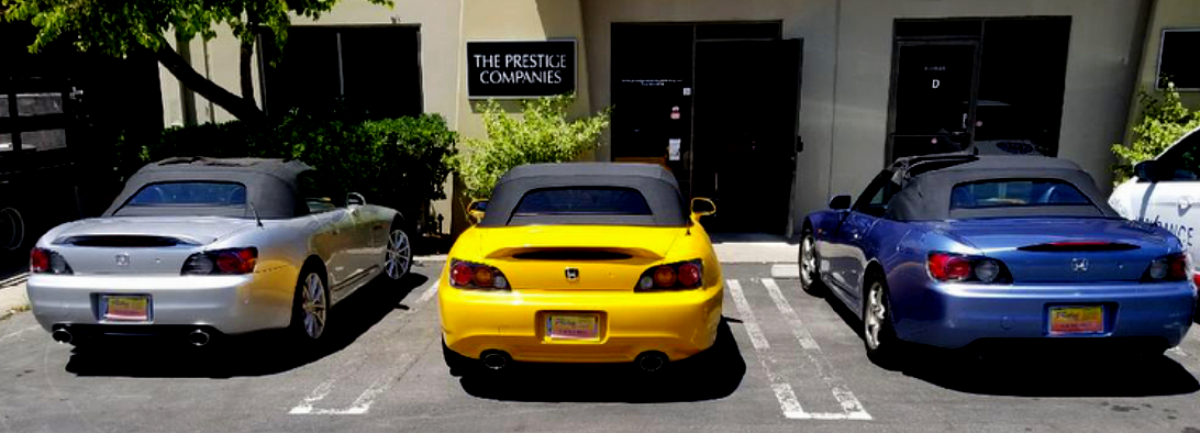 The Prestige Companies Auto Upholstery Located in Anaheim